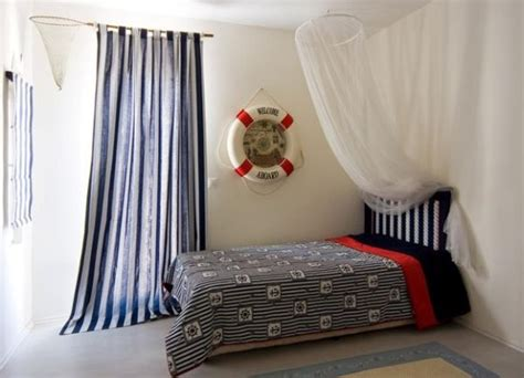 nautical themed bedroom curtains nautical decor ideas from ship wheels to starfish