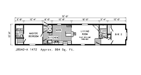 sizes of mobile homes 28 typical size of single wide typical size of single