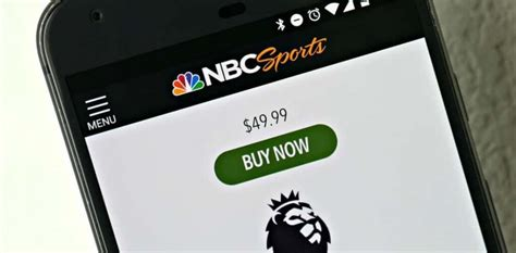 epl nbc watch every english premier league match on nbc sports