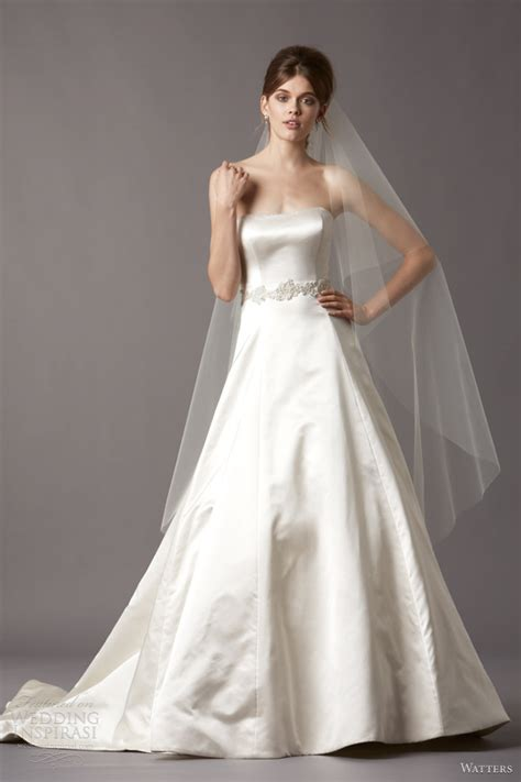 watters brides fall 2013 wedding dresses wedding