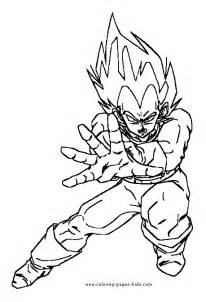 dragon ball color coloring pages kids cartoon shrinky dinks coloring pages