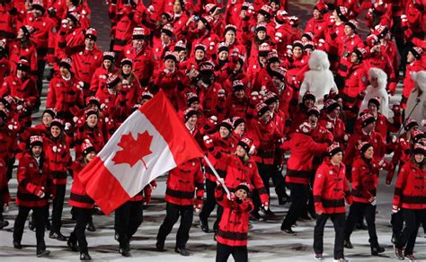 Can A Canadian Enter The Us With A Criminal Record Sochi Olympics Who Should Carry Canada S Flag In Closing