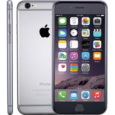 apple iphone 6s 32gb space gray smartphones photopoint