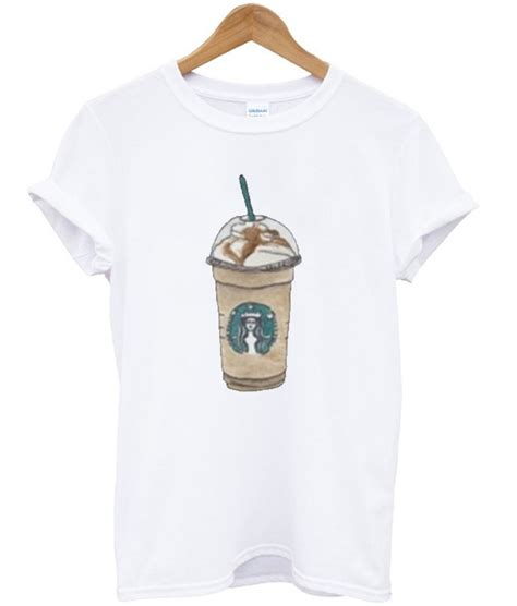 T Shirt Kaos Starbucks Coffee starbucks coffee t shirt