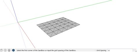 sketchup layout grid lines creating terrain from scratch sketchup knowledge base