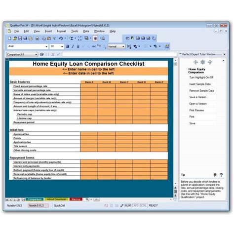Corel Spreadsheet by Review Of Quattro Pro X4 How Does Corel S Quattro Pro X4