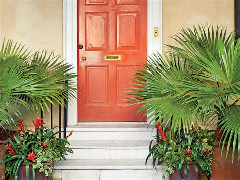 what does curb your what s the best color for your front door southern living