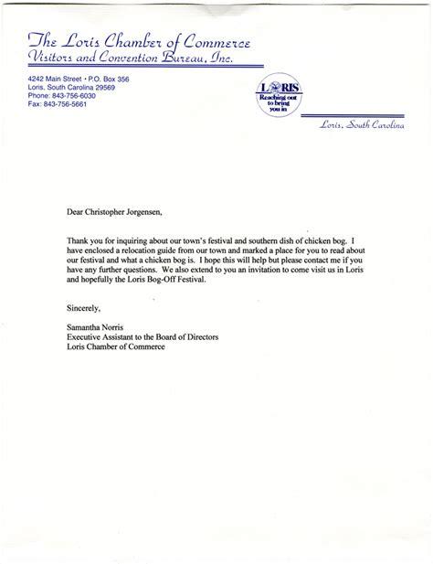 Invitation Letter For Youth Festival Letters Dear Loris Bog Festival