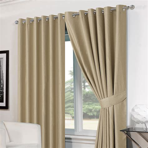 basket weave curtains basket weave pair thermal curtains ready made eyelet