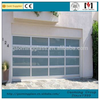glass garage door cheap polycarbonate glass garage door buy glass garage door