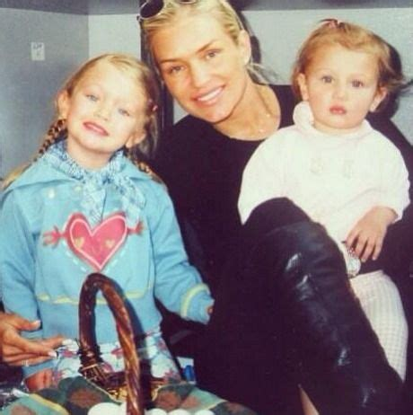 gigi hadid posts throwback snap of mother yolanda foster yolanda foster posts adorable easter throwback of baby