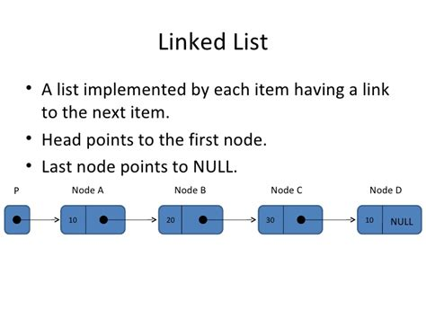 c tutorial linked list how do you find length of a singly linked list using loop