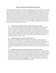 Authorization Letter Usana Without Properly Composed Thesis Statement Without