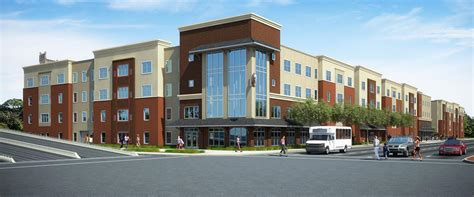 construction on schedule and apartments leasing fast at