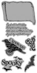 Ali-Craft Blog: Steampunk Spells Stamps Set 1.