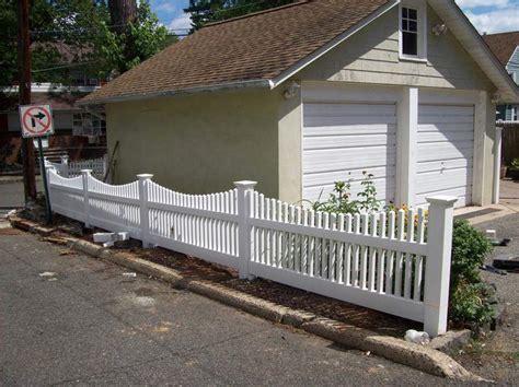 vinyl fence designs nj