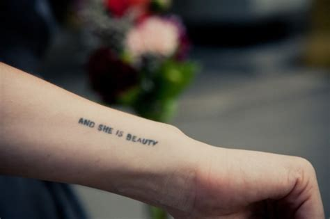 tattoo on my wrist bad idea arm tattoo like the placement tattoos pinterest arm