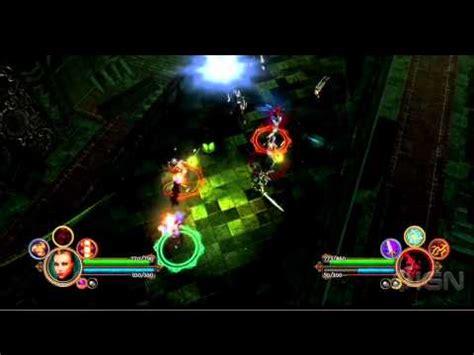 dungeon siege 1 gameplay dungeon siege 3 co op combat gameplay