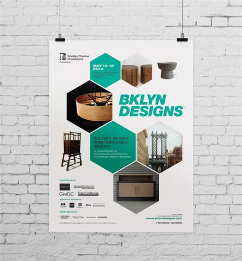 design poster to print bklyn designs 2013 mike macchione