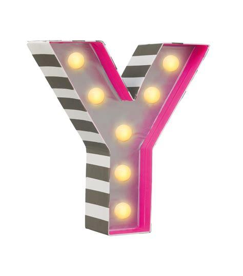 d i y diy letter light y hema
