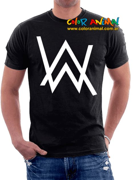 alan walker colors alan walker logo comprar en color animal