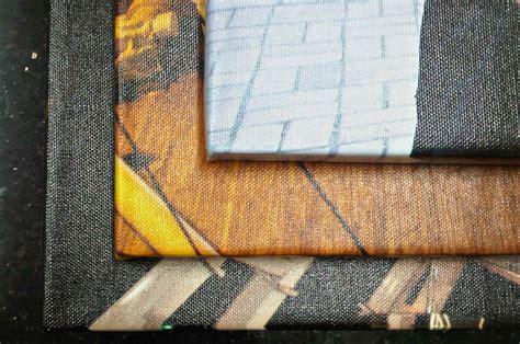 Cetak Kanvas Dengan Spanram Ukuran 40x60cm kanvas dengan spanram vrofoto