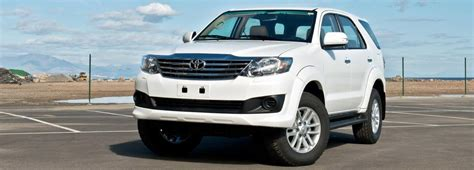 7 Places To Get A For 30 by Fortuner Di 233 Sel 3 0l 7 Places Volant 224 Gauche