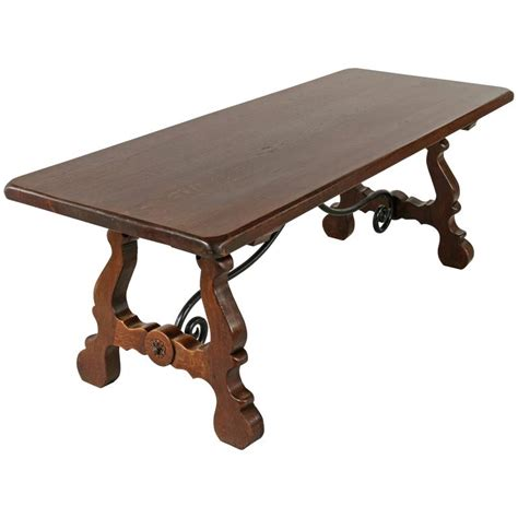 Antique Spanish Dining Room Table Dining Room Tables Ideas | antique spanish renaissance style dining table of solid