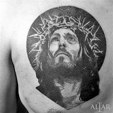 altar tattoo bali location jesus good 2pac tattoos and more from portrait tattoo