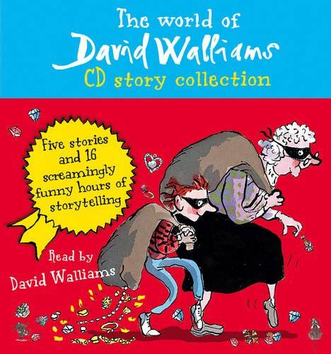 libro the story of world libro the world of david walliams cd story collection di david walliams
