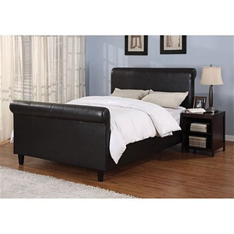 headboards big lots upholstered complete queen sleigh bed at big lots home