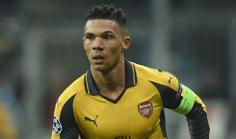arsenal captain arsenal news why kieran gibbs was handed the captain s