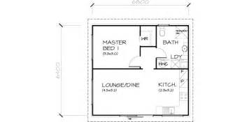 simple one bedroom house plans 1 bedroom transportable homes floor plan