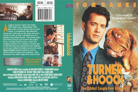 what of was in turner and hooch turner and hooch dvd scanned covers 1322turner hooch dvd covers