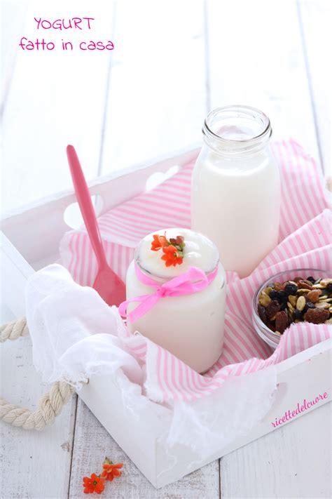 yogurt fatto in casa con yogurtiera yogurt fatto in casa con e senza yogurtiera