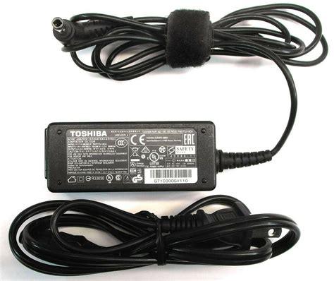 genuine toshiba laptop ac power adapter pa5177u 1aca adp 45yd a g71c000gv110 45w ebay