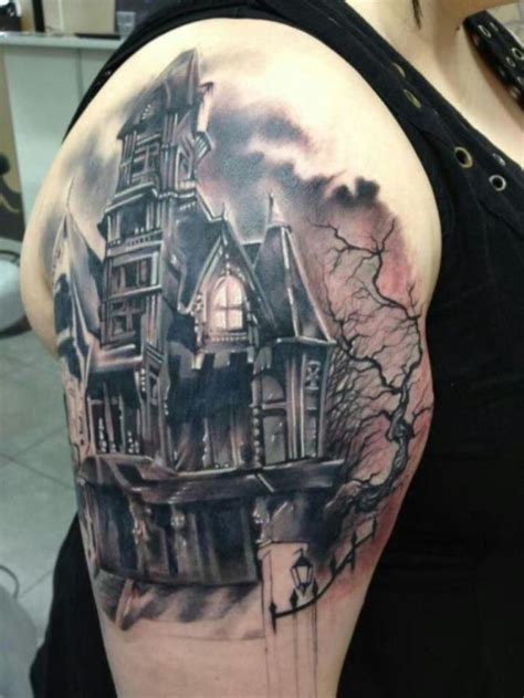 castle tattoos design castle tattoos tattoofanblog