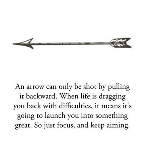 arrow meaning