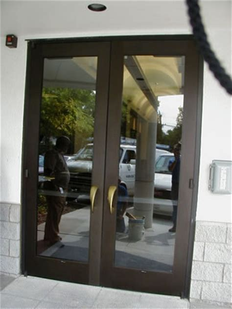 Commercial Glass Doors And Window Repair And Installation Commercial Glass Door Replacement