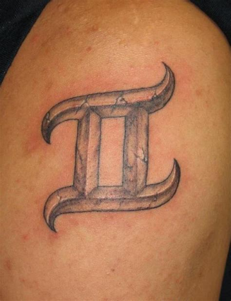 gemini tattoo for men gemini tattoos for related keywords gemini tattoos