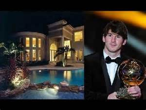 haus messi lionel messi new house and cars 2016