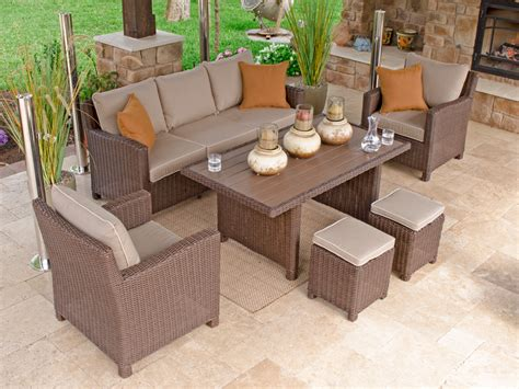 Outdoor Deep Seating Furniture   Outdoor Patio Furniture
