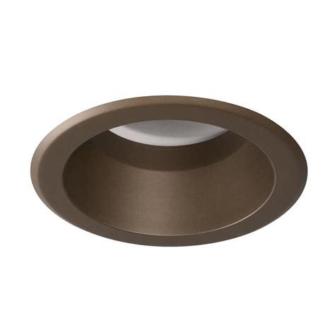 Bronze Recessed Lights shop galaxy bronze open recessed light trim fits housing
