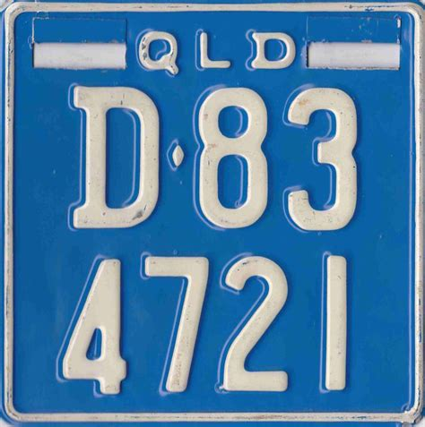 Motorcycle Dealers Queensland by 30 Best Plates Of The World Images On Licence