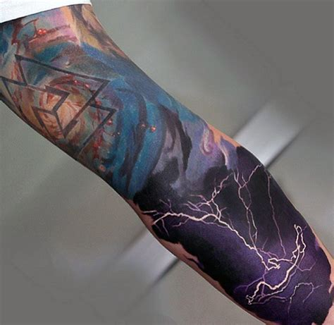 lightning bolt tattoo 9 topmost lightning tattoos for 2018 styles at