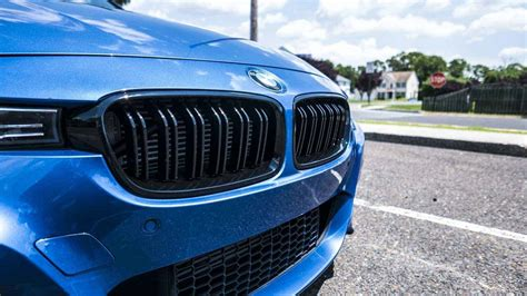 bmw grill 2012 2018 bmw f30 3 series m3 style kidney grilles
