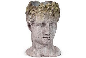 head planter pots for sale planters for sale head planters and one kings lane on