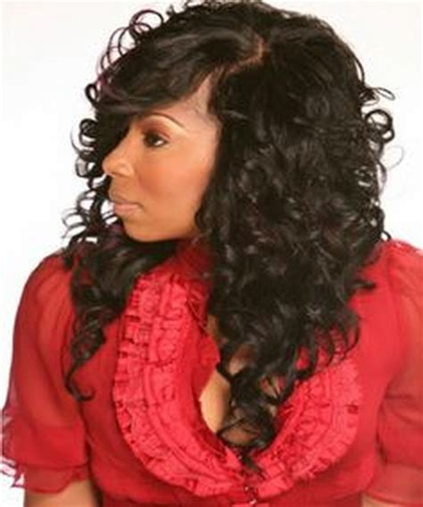 sew in hair styles sew in curly weave hairstyles