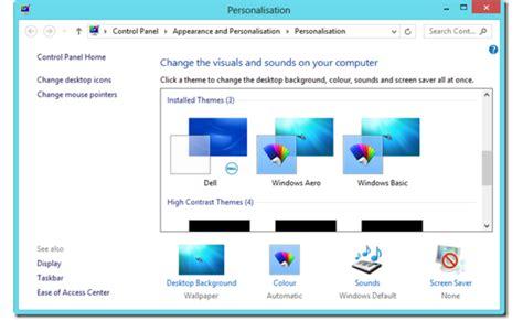 themes for windows 7 like windows 8 how to get windows 7 visual aero style in windows 8