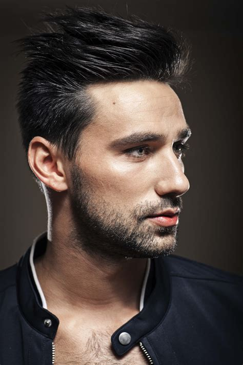 Full View Of Detached Haircut For Men   the best male haircuts of all time an official round up